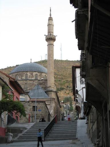 back street mosque - Afyonkarahisar