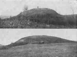 8 Foot Giant Nephilim Skeleton Discovered in Kentucky Burial Mound