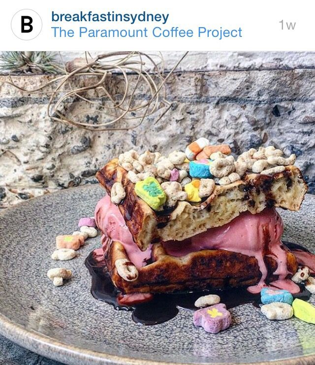 Paramount Coffee Project Style: Cafe Location: Sydney, NSW