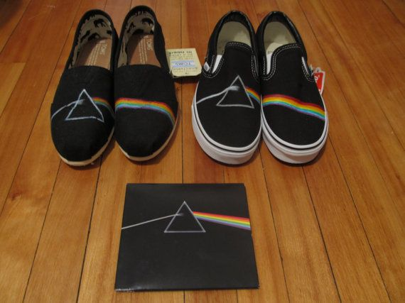Converse Dark Side Of The Moon Shoes