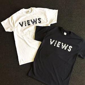 Views from The Six T Shirt Drake Shirt Views from 6 Shirt | eBay