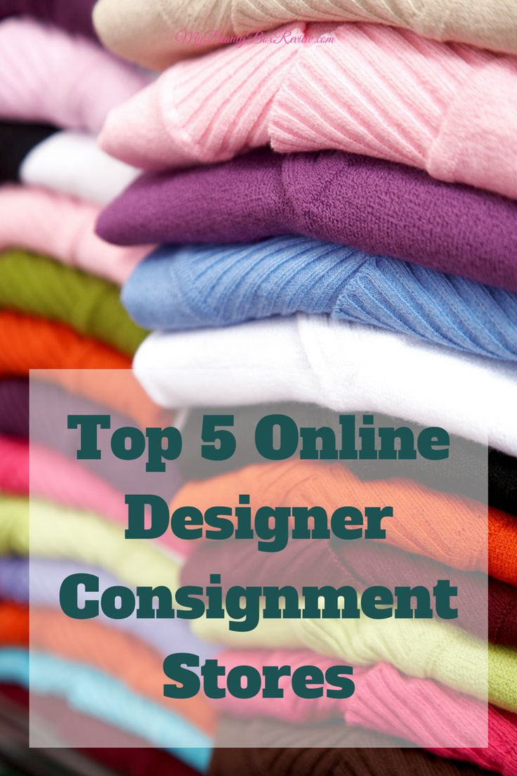 I love a good online designer consignment store!  Great savings are to be had, especially on luxury brands, if you know where to look. Most new or like-new items can be priced up to 70% off.