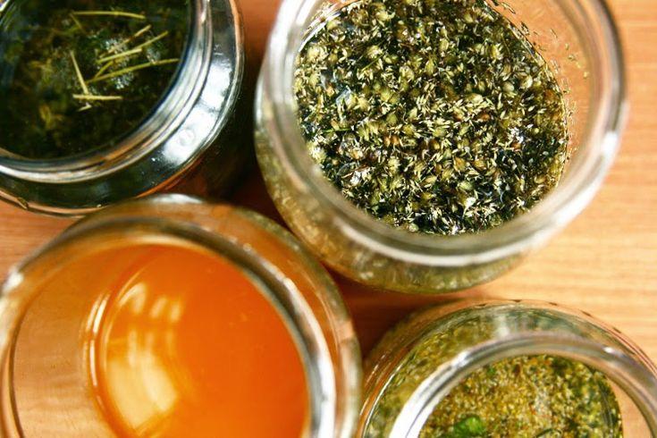 Maceraty ziołowe i warzywne doskonale nadają do zastosowań pielęgnacyjnych i kosmetycznych m.in do tworzenia kremów, balsamów. W tym poście...