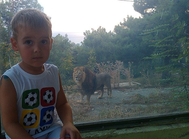 Safari Park in Gelendzhik
