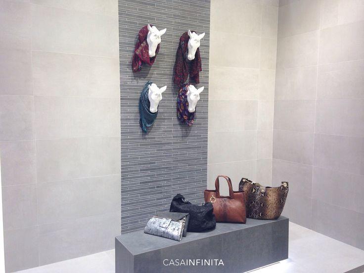 Colección Nepal de #CASAINFINITA en #Coverings2015 http://www.casainfinita.com/ver/29/nepal.html