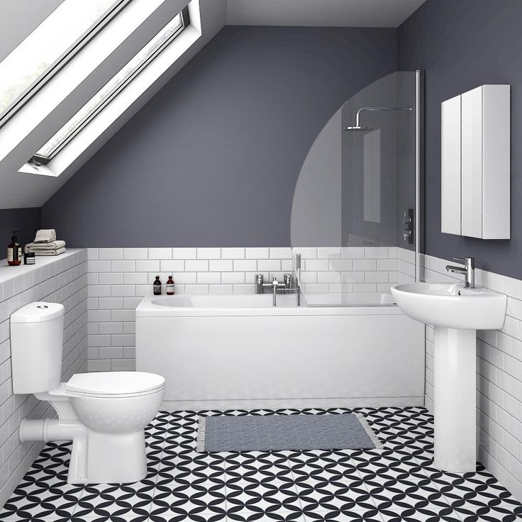 Give Your Bathroom A Fresh New Look With Our Brisbane 5 Piece Modern Suite.  The Part 89