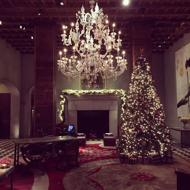 Christmas at the Gramercy - New York