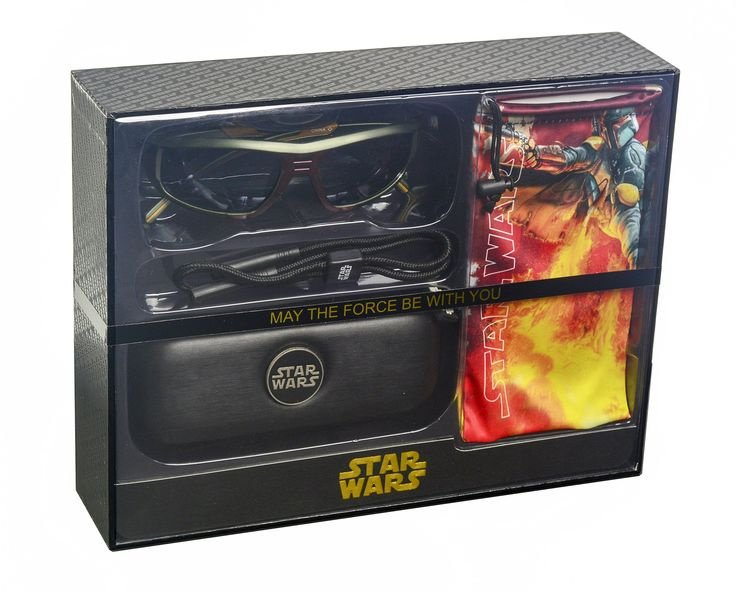 Star Wars Foster Grant Sunglasses Gift Set Boba Fett
