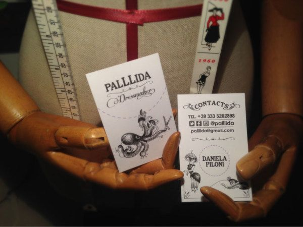 Palllida by Stefano Cattaneo, via Behance