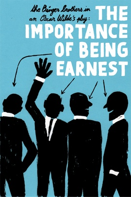a review of oscar wildes the importance of being ernest Oscar wilde's 1895 comedy the importance of being earnest, now being revived  by the roundabout theatre company at the american.
