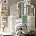 13 Gorgeous vanities for girls bedrooms Image Inspirations