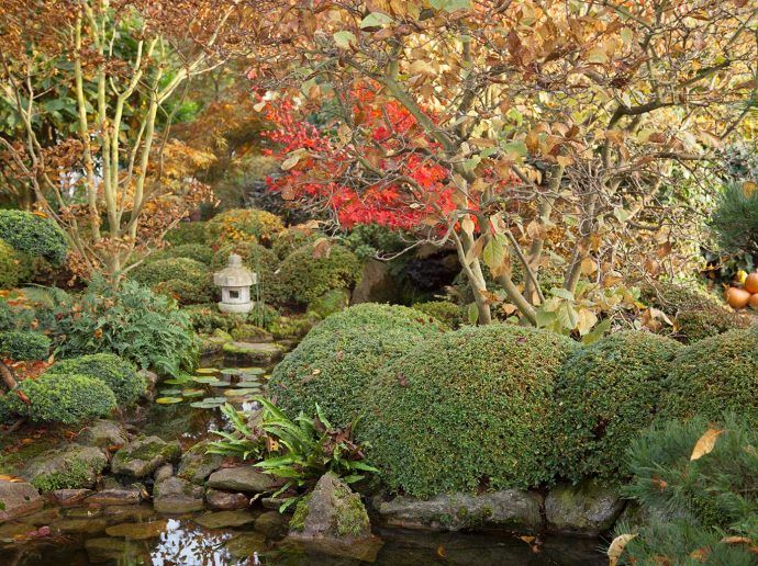 Feng Shui Garten Tipps Und Gestaltungsideen Steingarten Anlegen Steingarten Garten