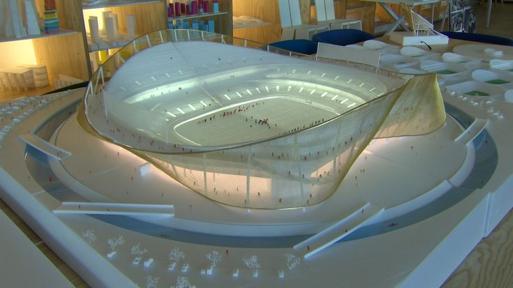 Gallery of BIG Redskins Stadium Designed for More Than Just Football - 2