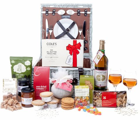 National Trust - A country life Christmas hamper