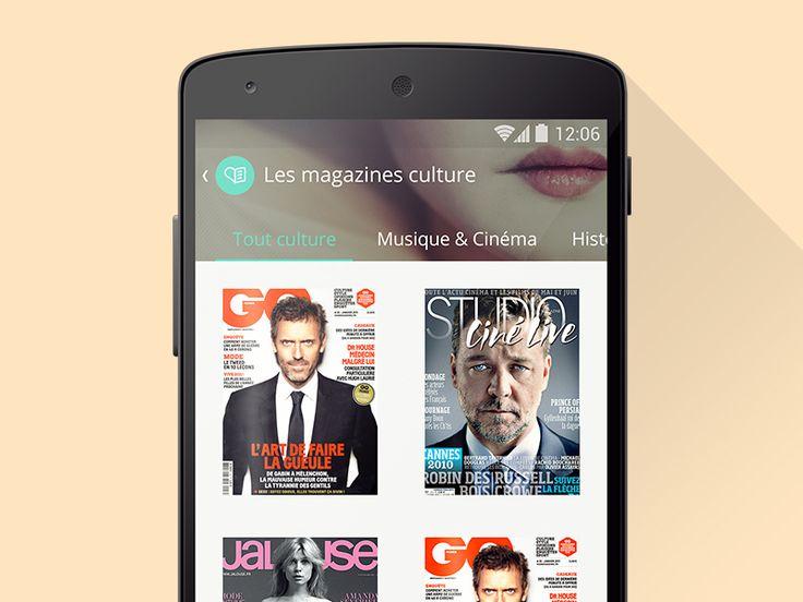 LeKiosk New Android App