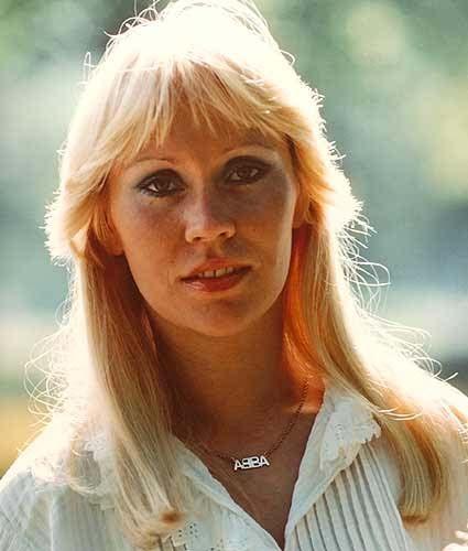 Agnetha Fältskog (ABBA)