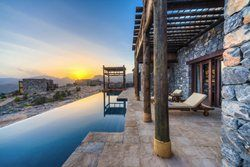 Alila Jabal Akhdar Resort Hotel, 2013 - Atkins