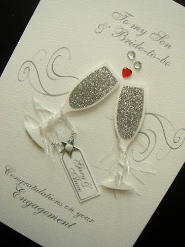 Personalised-Handmade-Engagement-Card