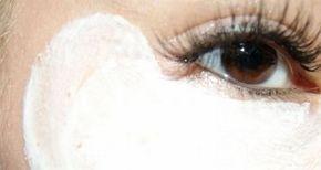 маска вокруг глаз от морщин 45 лет