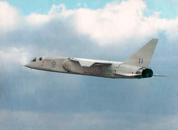 TSR 2. A missed chance at greatness