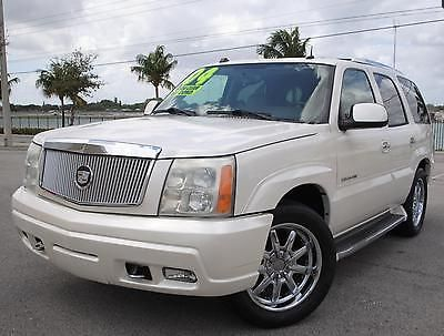 nice 2004 Cadillac Escalade SUV - For Sale View more at http://shipperscentral.com/wp/product/2004-cadillac-escalade-suv-for-sale/