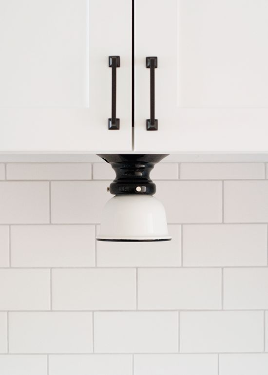 The stylish combo of our mission hardware in oil rubbed bronze hannah semi flush fixture offer up classic style the perfect pint sized glow in stunning