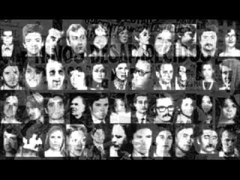 Ellas danzan. Sting. 30.000 desaparecidos (1976- 1983) Argentina