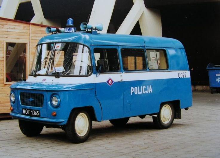 NYSA polish police car from 90th