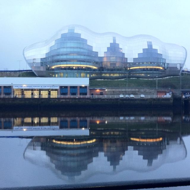 The Sage, Newcastle upon Tyne