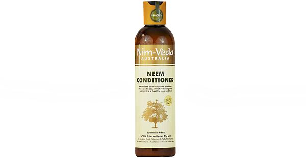 Nim-Véda Neem Conditioner is a rich and creamy conditioner that revitalises your scalp, leaving your hair shiny, smooth and silky, whilst restoring and maintaining a healthy look and feel. Nim-Véda Neem Conditioner is suitable for ALL hair types – normal, dry and oily.
