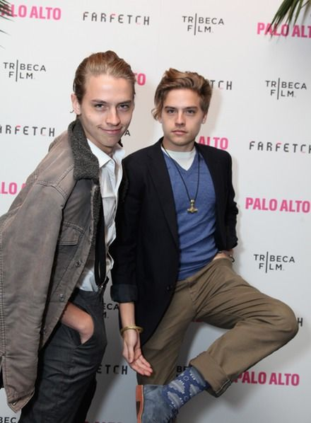 Dylan, Cole Sprouse Graduate College: Suite Life Stars All ...