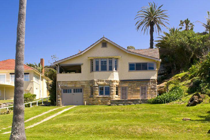 queenslander house sandstone basement - Google Search