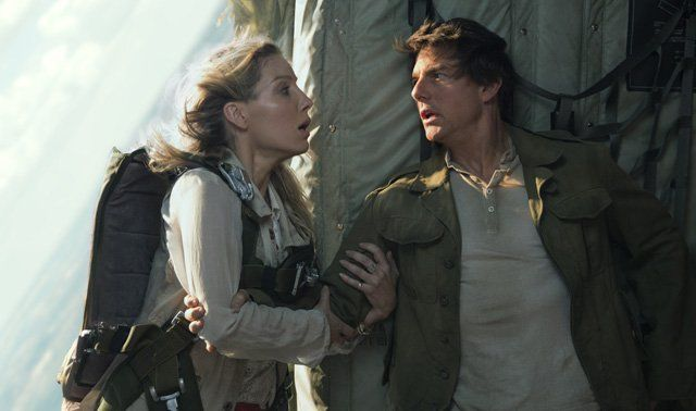 5 Mummy Clips: Scenes from the Tom Cruise Action Film