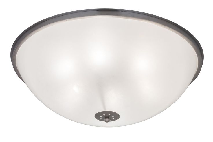 36 Inch W Adelaide Flushmount. 36 Inch W Adelaide flush mountAn appealing transitional styled ceiling fixture for residential, hospitality and commercial applications,the Adelaide features a clean look with a Clear FrostedIdalight shade and complemented with hardware featured in a Brushed Stainless Steel finish. Handcrafted in our Yorkville, NY manufacturing facility, the luminaireuses LED bulbs for energy savings, reduced maintenance,quality light and long lamp life. The...