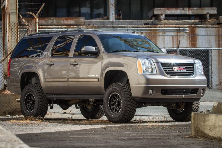 2012 Yukon XL 2500 Overland Build - Expedition Portal ...