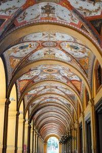 Beautiful Portico in Bologna