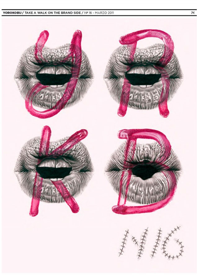 Amantes de las revistas de Papel. En S Moda 21 noviembre