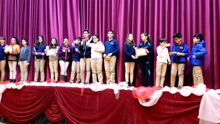"""Özel Mürüvvet Evyap Ortaokulu Türkçe Zümresi tarafından düzenlenip 5, 6, 7. sınıflarda yapılan """"Atasözü ve Deyimler Yarışması"""" öğrencilere eğlenceli anlar yaşattı."""