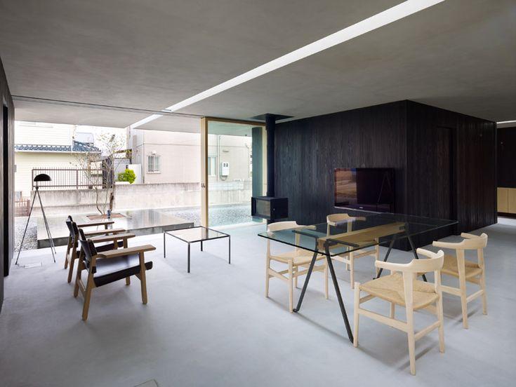 suppose design office: house in tokushima - designboom   architecture