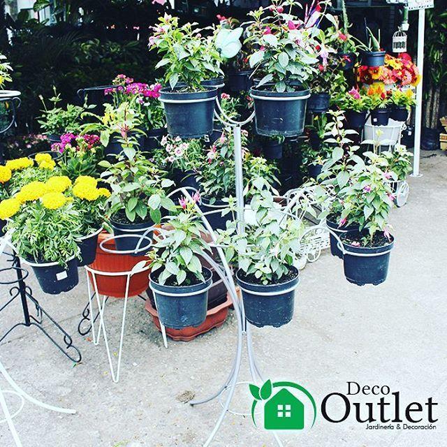 Todo lo que necesitas para tu jardín,  lo tenemos en  #DecoOutlet PBX 3222023