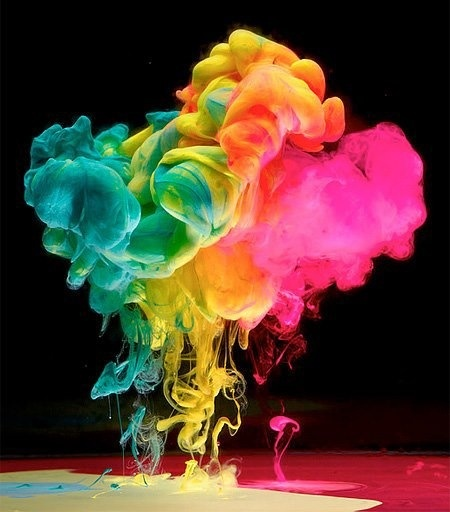 Colors!! Love this ❤