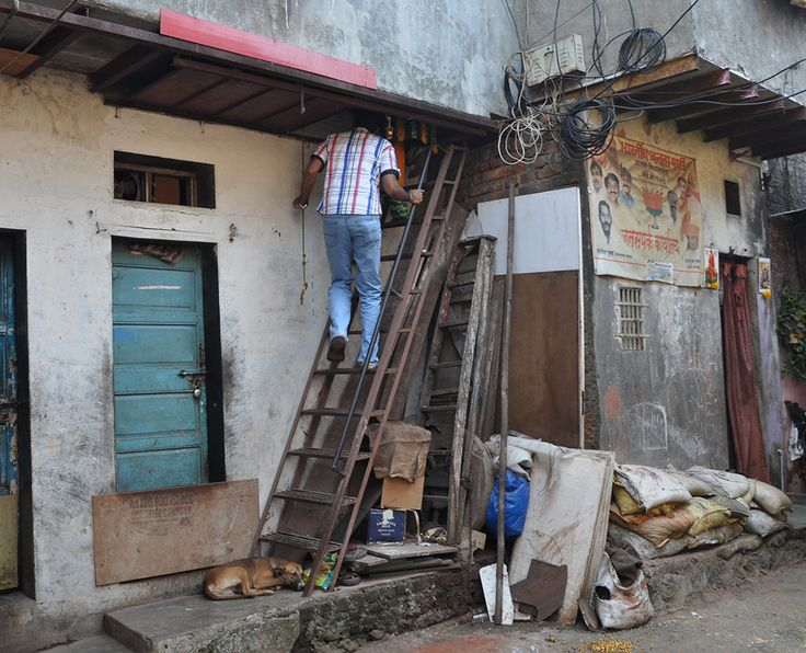 In the fall of 2012 I headed to one of the densest and most intense places in the world, Dharavi in Mumbai, India. This trip, far from my student life, helped to give me a new perspective on the world. For one month, my classmates and I lived in Dharavi where we measured, mapped, and...