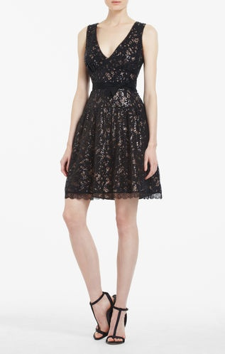 Katarina Sequined Dress | BCBG