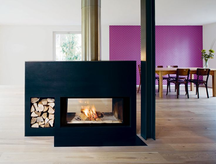 Cheminee Design Contemporaine #9: EHRHARDT CHEMINÉES | CHEMINÉES CONTEMPORAINES | Fireplaces+Stoves |  Pinterest | Foyers, Fireplace Design And Fire Places