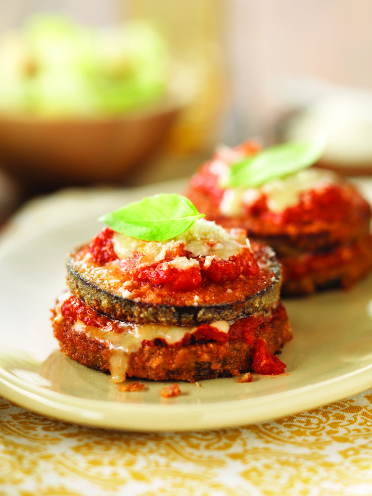 Eggplant Parmesan Food Network Kitchens