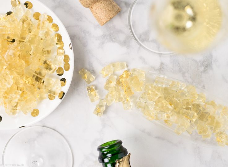If there is one thing you need for your upcoming New Years Eve party it is some champagne gummy bears! Yes, you can actually make gummy bear candies with champagne! Isn't that awesome? You may have seen rose, champagne, or other wine-flavored gummy candies by Sugarfina in your local gift stores or fine food stores,...Read More