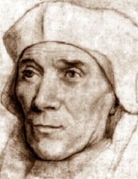 St. John Fisher studied Theology in Cambridge (England) and became Bishop of Rochester. His friend, Thomas More, wrote of him, 'I reckon in this realm no one man, in wisdom, learning and long approved virtue together, meet to be matched and compared with him.' He and his friend St. Thomas More gave up their lives in testimony to the unity of the Church and to the indissolubility of Marriage.