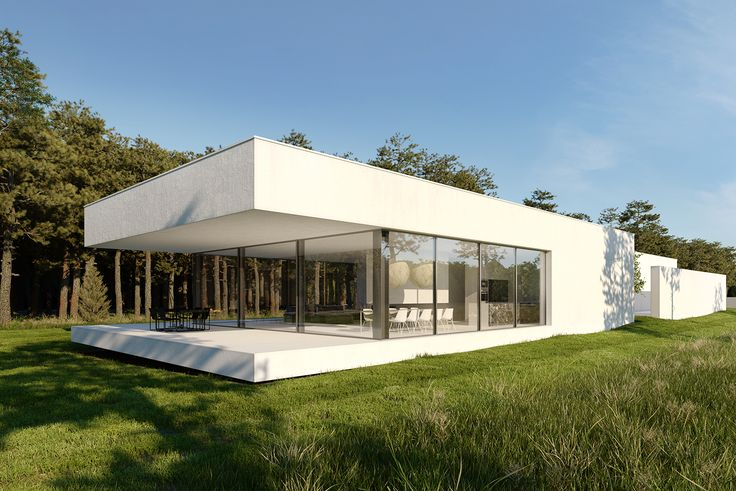 "Popatrz na ten projekt w @Behance: ""Royal Route House""…"