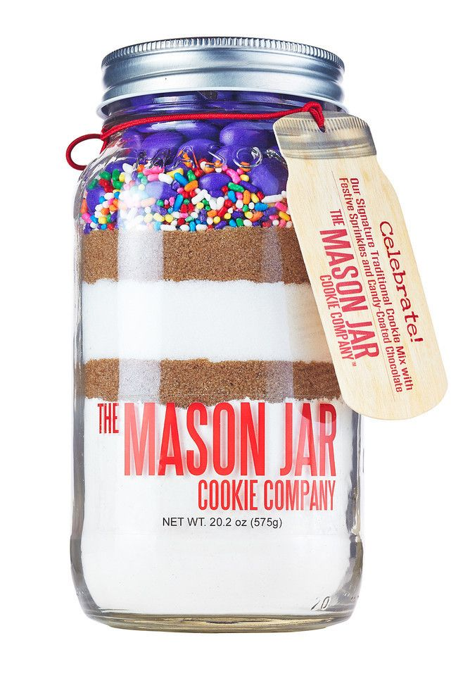 12 best mason jar cookie company images on pinterest jars cookie festive cookie mix in a mason jar with candy coated chocolate and colorful sugar sprinkles negle Choice Image