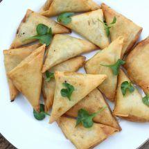 Ma recette du jour : Croustillants thon kiri sur Recettes.net